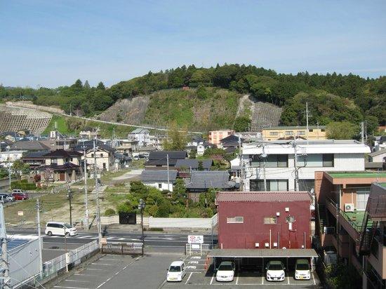 Takahagi Hotel Crest: View