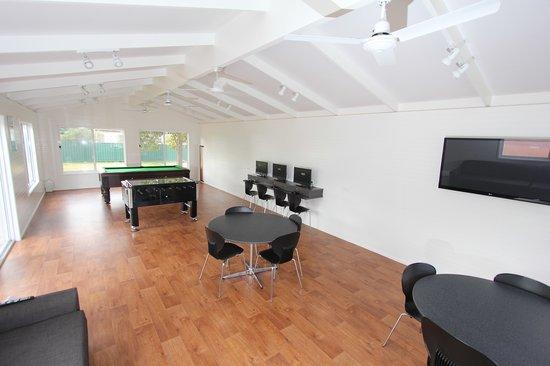 BIG4 Riverside Swan Hill: Games Room