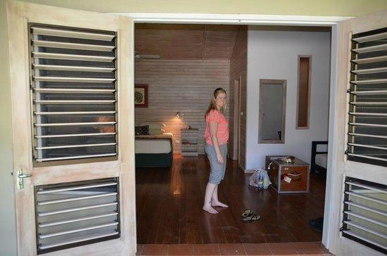 Musket Cove Island Resort: raintree house rooms