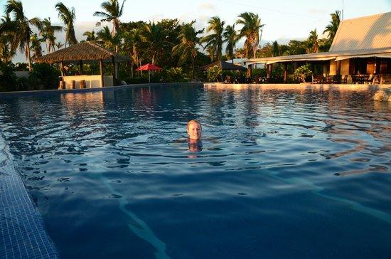Musket Cove Island Resort: musket cove pool