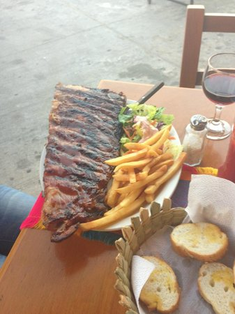 Roy's Restaurant: BBQ ribs - BEST I HAVE EVER HAD