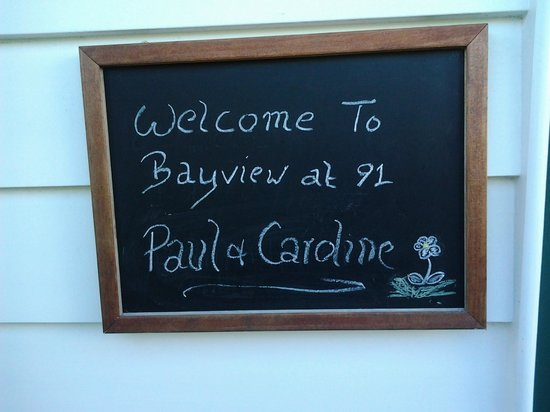 Bayview at 91: Lovely Touch !!