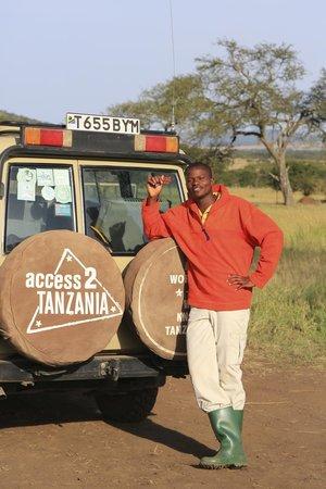 Asanja Africa : Gorgeous Roger