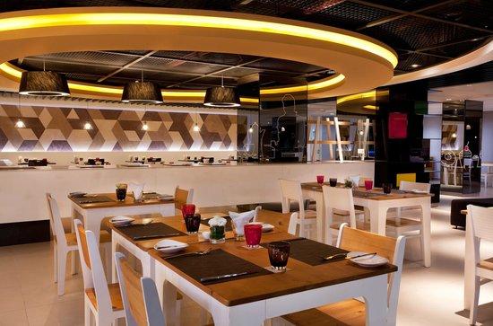 Capri by Fraser Ho Chi Minh City: Caprilicious Restaurant