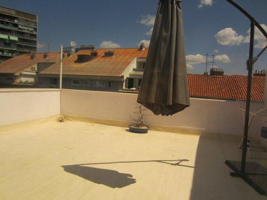 Apartments Priska: balcony