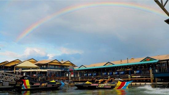 Paradise Jet Boating: Rainbow