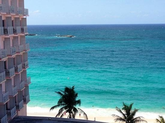 Atlantis, Beach Tower, Autograph Collection : view from 7th floor Beach Tower room