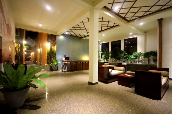 Thaproban Pavilion Resort and Spa : Reception and Lobby