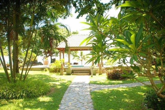 Baan Laem Noi Villa's: Green and Zen.