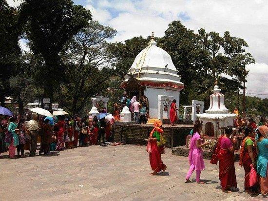 Bindhya Basini Temple: Teej Festival