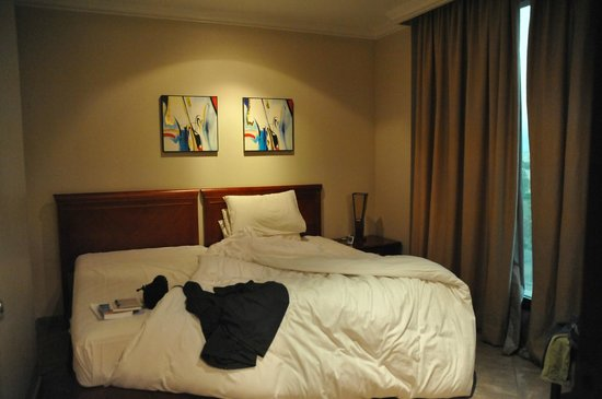 Times Square Suite Hotel: bedroom