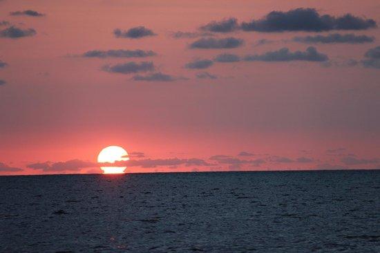 Moon Palace Cancun: Sunset