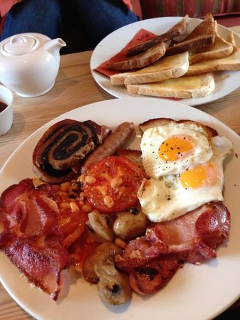 Mill Yard Cafe: The breakfast!