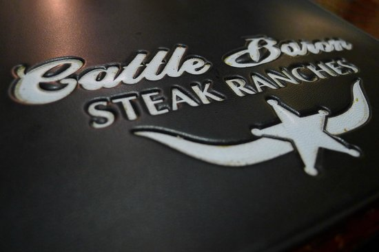 Cattle Baron: Good food. slow service