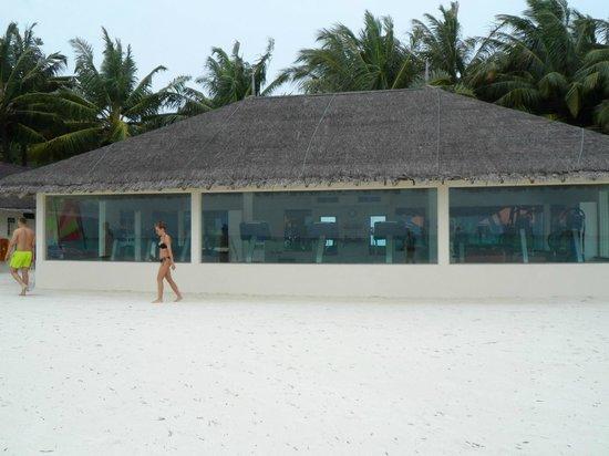 Club Med Kani: Gym Room