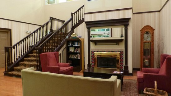 Country Inn & Suites by Radisson, Cool Springs, TN: Lobby