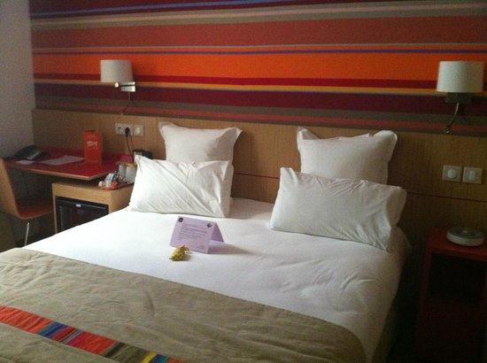 Best Western Hotel Du Mucem : Comfy Bed