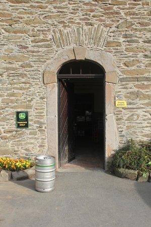 Burghotel Schnellenberg: bevoorrading