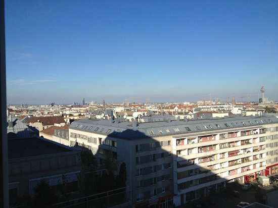 Vienna Star Apartments - Davidgasse 64: The view from apartment window