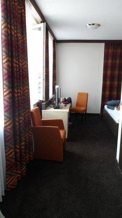 Hotel Augusta: chambre