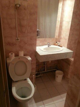 Hotel George Sand : 욕실
