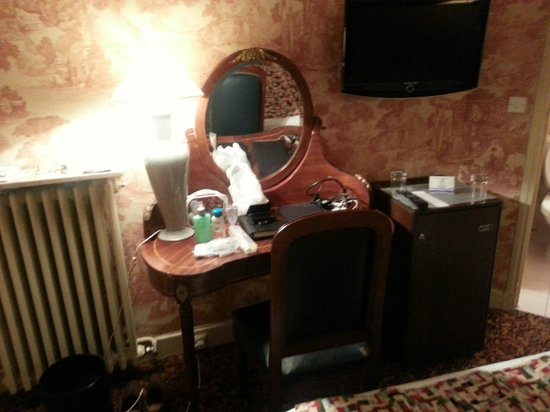 Hotel George Sand : 룸
