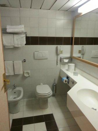 Holiday Inn Rome - Eur Parco Dei Medici: 욕실