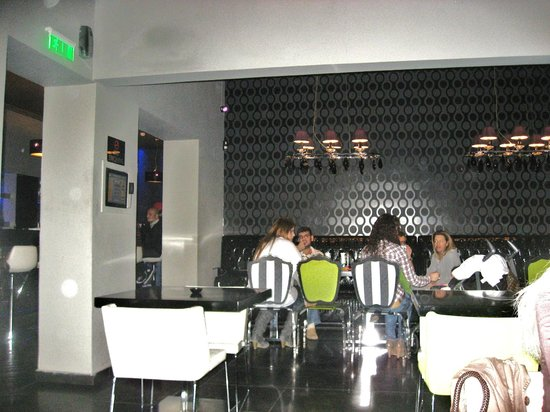 Nicosia Seven Lounge Bar - fro decoration - Picture of Seven Lounge ...