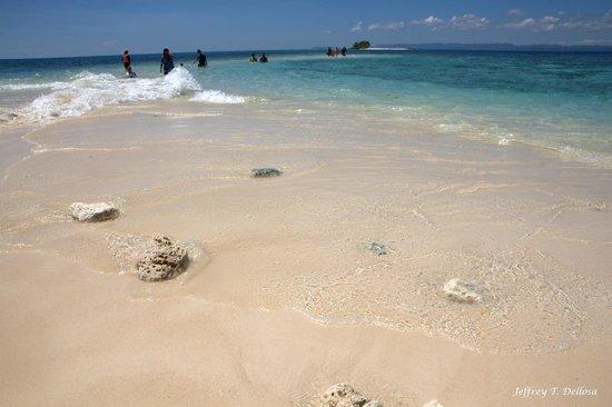 SIRANG LENTE: NAKED ISLAND, San Agustin, Surigao del Sur