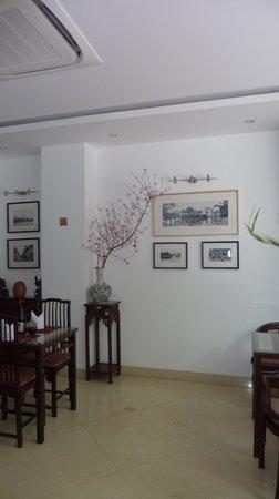 Hong Ngoc Dynastie Hotel : Classic decor style
