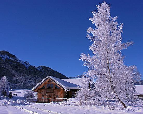 Seehaus Winkler: Unser Saunahaus direkt am See bietet Entspannung und Erholung pur - im Sommer wie im Winter.