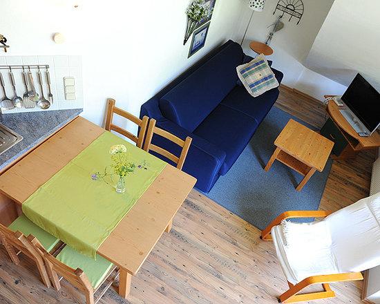 Seehaus Winkler: Die Wohnungen im Seehaus - gemütlich, komfortabel und schön eingerichtet.
