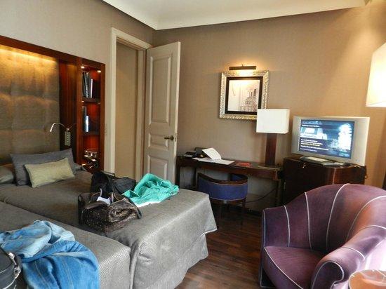 Casa Fuster Hotel: room 212 - 375 euro / night incl BF