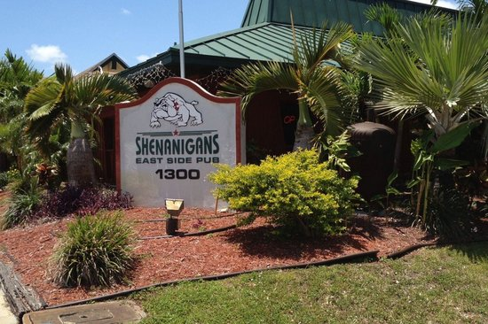 Shenanigans Sports Pub & Restaurant