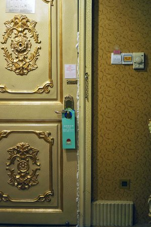 Nanyang King's Gate Hotel : My room door