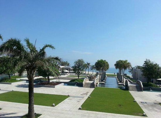 Hyatt Regency Danang Resort & Spa: 하얏트 리젠시 다낭 리조트 앤 스파