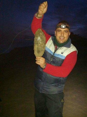 Els Prats Village: Lo mejor de la pesca... super lenguado...