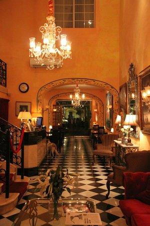 Hotel Casa Lucia: Reception