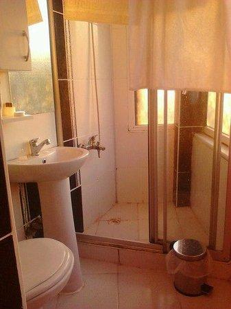 Hotel Rose Bouquets: Ванная комната в номере