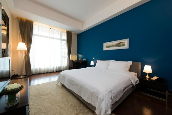 The Canton Residence : In-Room View