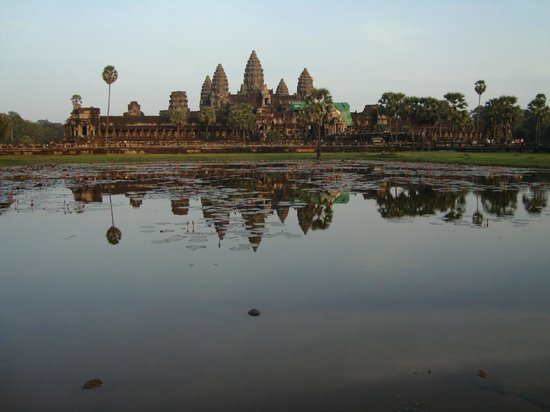 Cheap Tours For Angkor Wat