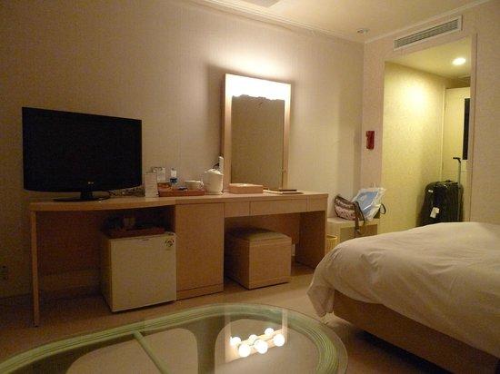 Hotel Hana: 디럭스더블룸