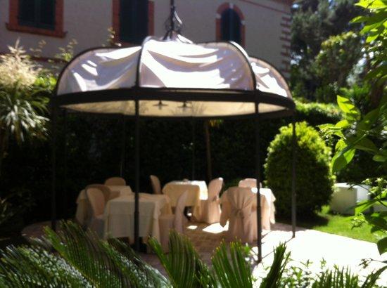 Hotel Viscardo: Giardino