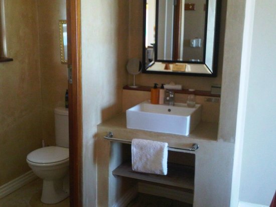 Paternoster Dunes Boutique Guest House : Bathroom