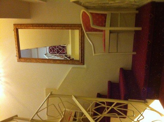 Hotel Viscardo: Parti comuni