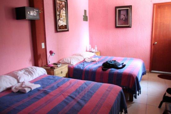 El Quijote: Our Room