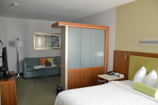 SpringHill Suites San Antonio SeaWorldR/Lackland: Kinsize Suite