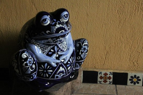 El Quijote: Decorations