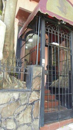 Hemingway Inn: Eingangsbereich