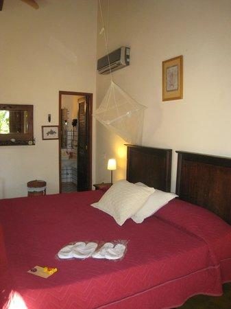 Sagu Mini Resort: Chambre